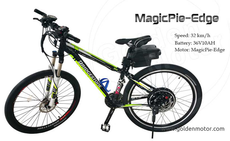 Electric bike Motor, hub Motor, electric bike kit, bike conversion kit, MagicPie 3,SmartPie, Water bottle battery